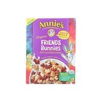Annie's Organic Friends Bunnies Cereal, 10 Ounce