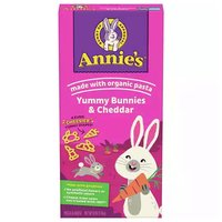 Annie's Macaroni & Cheese, Bunny Pasta with Yummy Cheese, 6 Ounce