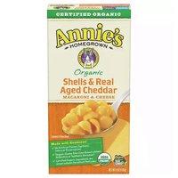 Annie's Organic Macaroni & Cheese, 6 Ounce