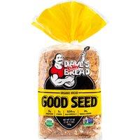Dave's Killer Bread Organic Good Seed Bread, 27 Ounce