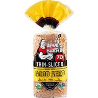 Dave's Killer Bread Organic Good Seed, Thin-Sliced, 20.5 Ounce