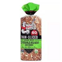 Dave's Killer Bread Organic 21 Grains, Thin Sliced, 20.5 Ounce