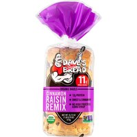 Dave's Killer Bread Organic Bagels, Cinnamon Raisin Remix , 16.75 Ounce