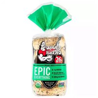 Dave's Killer Bread Organic Epic Bagels, 16.75 Ounce