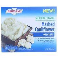 Birds Eye Veggie Made Mashed Cauliflower, Original, 12 Ounce