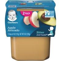 Gerber 2nd Baby Food, Apple Avocado , 3.5 Ounce