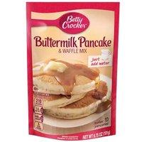 Betty Crocker Buttermilk Complete Pancake Mix, 6.75 Ounce