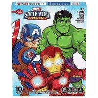 Betty Crocker Fruit Snacks, Avengers, Assorted, 8 Ounce