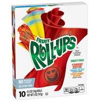 Betty Crocker Fruit Roll-Up Snacks, 5 Ounce