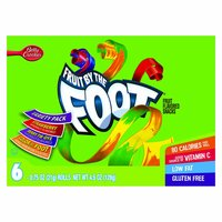 Fruit by the Foot Snacks , 4.5 Ounce