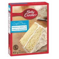 Bc Supermoist French Vanilla, 15.25 Ounce