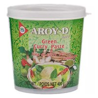 Aroy D Green Curry Paste, 14 Ounce