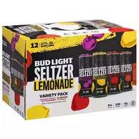 Bud Light Seltzer Lemonade Vrt, 12 Ounce