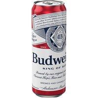 Budweiser Beer, 25 Ounce