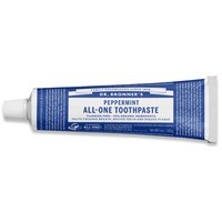 Dr. Bronner's Toothpaste, Peppermint, 5 Ounce