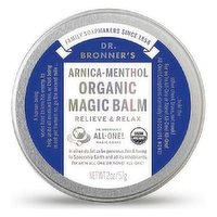 Dr B Arnica Menthol Magic Balm, 2 Ounce