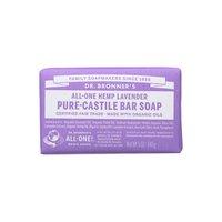 Bronner's Lavender Soap Bar, 5 Ounce