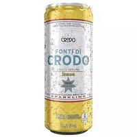 Crodo Sprklng Wtr Lemon Sgl, 11.2 Ounce