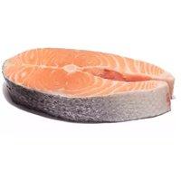 Atlantic Salmon Steaks, 1 Pound