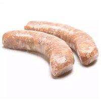 Bratwurst Pork Sausage, 1 Pound