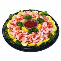 """12"""" Party Platter, Shrimp Cocktail, 1 Each"""