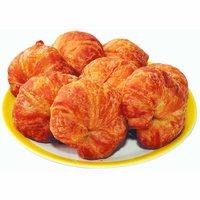 Mini Straight Croissants, 8 Each