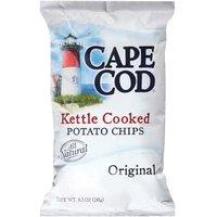 Cape Cod Original Kettle Cooked Potato Chips, 8 Ounce