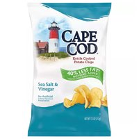 Cape Cod Reduce Fat Ss Vinegar, 7.5 Ounce