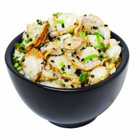 Baby Cooked Scallops Poke, 1 Pound