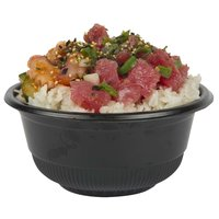 Poke Bowl, 2 Choices With Rice, 1 Each