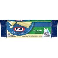 Kraft Mozzarella Cheese, 8 Ounce