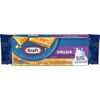 Kraft Colby Jack Cheese Block, 8 Ounce