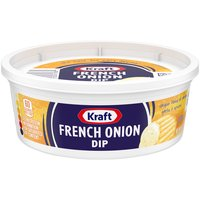 Kraft French Onion Dip, 8 Ounce