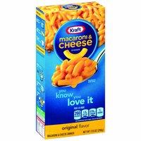 Kraft Macaroni & Cheese Dinner, 7.25 Ounce
