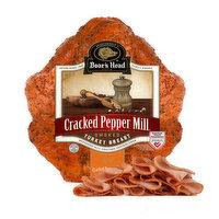 Boar's Head Crack Pepper Turkey Breast, 1 Pound