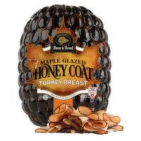 Boar's Head Honey Maple Turkey Breast, 1 Pound