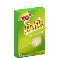 Scotch Brite Dobie Cleaning Pad, 1 Each