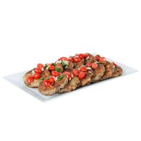 Meat Platter, Kalua Pork Hash Patties, 2.5 Pound
