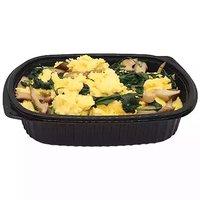 Egg Platter, Spinach Mushroom Scramble, 3 Pound