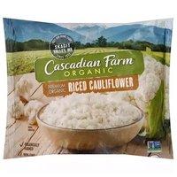 Cascadian Farm Organic Riced Cauliflower, 12 Ounce