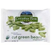 Cascadian Farm Organic Cut Green Beans, 16 Ounce