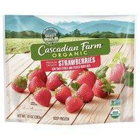Cascadian Farm Organic Strawberries, Premium, 10 Ounce