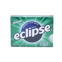 Eclipse Gum, Sugarfree Spearmint, 18 Each