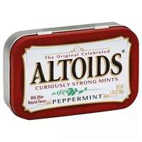 Altoids Mints, Peppermint, 1.75 Ounce