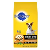 Pedigree Small Breed Dog Food , 3.5 Pound