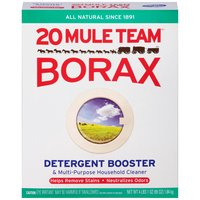 20 Mule Team Borax Detergent Booster, 65 Ounce