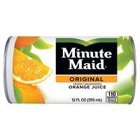 Minute Maid Orange Juice, 12 Ounce