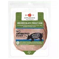 Applegate Natural Uncured Black Forest Ham, 7 Ounce