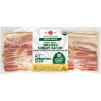 Applegate OrganicSunday Bacon, Uncured , 8 Ounce
