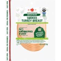 Applegate OrganicSmoked Turkey Breast, 6 Ounce